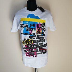 dsquared2 harika beyaz tişört